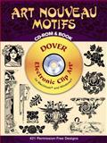Art Nouveau Motifs, Dover Staff, 0486995194