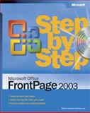 Microsoft Office FrontPage 2003 Step by Step, Online Training Solutions, Inc. Staff, 0735615195
