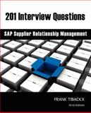 201 Interview Questions - SAP Supplier Relationship Management, Tibackx, Frank, 0977725197