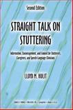 Straight Talk on Stuttering 9780398075200