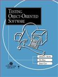 Testing Object-Oriented Software, Kung, David C. and Hsia, Pei, 0818685204