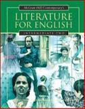 Literature for English, Intermediate Two, Goodman, 0072565209
