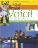 Voici! : An Intermediate Course in French for Adults, Geoghegan, Crispin and Gonthier, Jacqueline, 0340905204