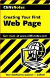 CliffsNotes Creating Your First Web Page, Alan Simpson and Cliffs Notes Staff, 0764585207