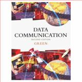 Data Communication, Green, D. C., 0582245206
