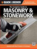 The Complete Guide to Masonry and Stonework, Creative Publishing International Editors, 1589235207