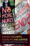 Energy Security, Inequality and Justice, Sovacool, Benjamin K. and Roman, Sidortsov, 0415815207