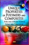 Unique Properties of Polymers and Composites : Pure and Applied Science Today and Tomorrow, , 1614705208