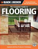 The Complete Guide to Flooring, Creative Publishing Editors, 1589235215