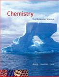 Chemistry : The Molecular Science, Moore, John W. and Stanitski, Conrad L., 049510521X
