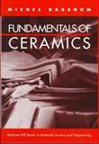 Fundamentals of Ceramics 9780070055216