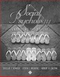 Social Psychology : Unraveling the Mystery, Kenrick, Douglas T. and Neuberg, Steven L., 0205165214