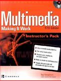 Multimedia - Making It Work : Instructor's Pack, Underdahl, 0072195215