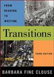 Transitions : From Reading to Writing, Clouse, Barbara Fine, 007240521X