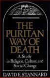 The Puritan Way of Death, David E. Stannard, 0195025210