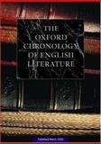 Chronology of English Literature, Cox, Michael, 0198605218