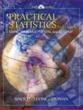 Practical Statistics by Example Using Microsoft Excel and Minitab, Levine, David M. and Stephan, David, 0130415219