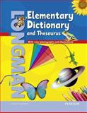 Elementary Dictionary (Ame) and Thesaurus, Pearson Longman, 1408225212