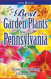 Best Garden Plants for Pennsylvania 9781551055220