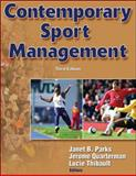 Contemporary Sport Management Presentation Package, Parks, Janet and Quarterman, Jerome, 0736065229