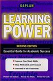 Kaplan Learning Power, Kaplan Educational Center Staff, 0743205227