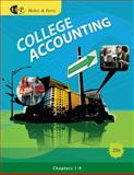 College Accounting, Heintz, James A. and Parry, Robert W., 0538745223