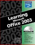 Learning Microsoft Office 2003, DDC Publishing Staff, 013036522X
