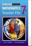 New National Framework Mathematics 7, M. J. Tipler and Jocelyn Douglas, 0748775226