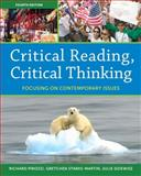 Critical Reading Critical Thinking : Focusing on Contemporary Issues, Pirozzi, Richard C. and Starks-Martin, Gretchen, 0205835228