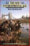 The New Environmental Age, Nicholson, Max, 0521335221