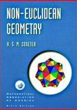 Non-Euclidean Geometry, Coxeter, Harold S. M., 0883855224