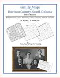 Family Maps of Davison County, South Dakota, Deluxe Edition : With Homesteads, Roads, Waterways, Towns, Cemeteries, Railroads, and More, Boyd, Gregory A., 1420315226