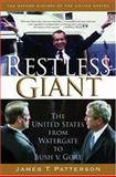 Restless Giant, James T. Patterson, 0195305221