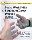 Social Work Skills for Beginning Direct Practice : Text, Workbook, and Interactive Web Based Case Studies, Wolf, Alvin and Zevin, Jack, 0205055222