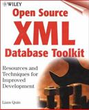 Open Source XML Database Toolkit, Liam Quin, 0471375225
