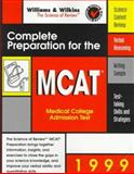 Complete Preparation for the MCAT, Williams & Wilkins Review, 0683305220