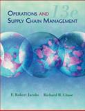 Operations and Supply Chain Management, Jacobs, F. Robert and Chase, Richard B., 0073525227