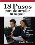 18 Pasos para Desarrollar Tu Negocio, Linda Pinson, 0944205224