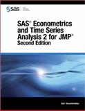 SAS Econometrics and Time Series Analysis 2 for JMP, Second Edition, SAS Institute, 1612905226