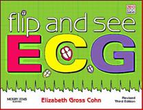 Flip and See ECG, Cohn, Elizabeth Gross, 0323085229