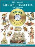 Full-Color Nautical Vignettes, Dover Staff, 0486995224