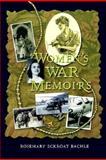 Women's War Memoirs, Rosemary Eckroat Bachle, 0939965224