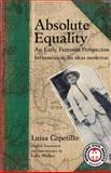 Absolute Equality, Luisa Capetillo, 155885522X