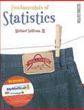 Fundamentals of Statistics, Michael J. Sullivan, 013235523X