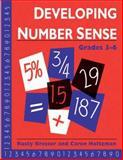 Developing Number Sense, Grades 3-6, Bresser, Rusty and Holtzman, Caren, 0941355233
