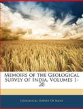 Memoirs of the Geological Survey of India, , 1146425236