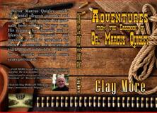 Adventures from the Casebook of Dr. Marcus Quigley, Clay More, 162208523X