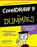 CorelDRAW 9 for Dummies, McClelland, Deke and Obermeier, Barbara, 0764505238