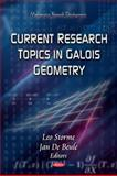 Current Research Topics on Galois Geometrics, Storme, Leo and Beule, Jan De, 1612095232