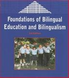 Foundations of Bilingual Education and Bilingualism, Colin Baker, 1853595233